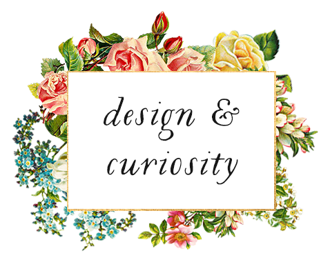 design and curiosity
